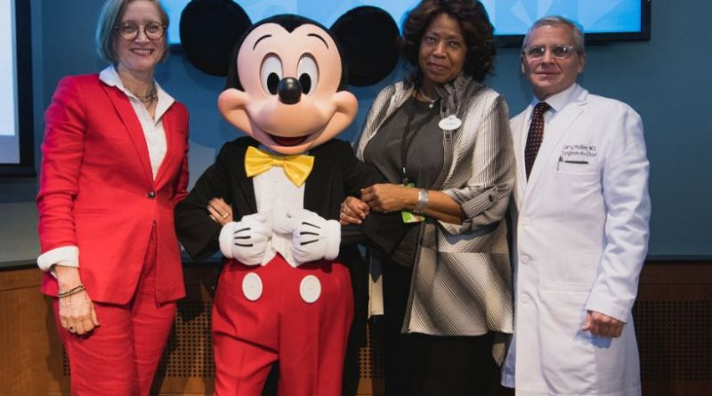 """Disney Team of Heroes Debuts Innovative Experiences at Texas Children's Hospital Just over 12 months since Bob Iger, Chairman and CEO of The Walt Disney Company, announced a bold $100 million commitment to support children's hospitals around the world, leaders from Disney and Texas Children's Hospital in Houston, Texas, debuted a suite of experiences, murals and interactive art aimed at providing comfort and inspiration for children and families. The initiative, called Disney Team of Heroes, builds on The Walt Disney Company's long legacy of delivering comfort and inspiration to families with children facing serious illness. Disney Team of Heroes combines Disney's beloved characters with the unparalleled creativity of its employees and cast members to bring classic stories to life in innovative ways that are designed to reduce the anxiety of a hospital stay. """"As the name 'Team of Heroes' implies, at Disney we know that if you want something to be timeless and touch the hearts of millions, it requires a talented team to bring it all to life. That is why we are so fortunate to have Texas Children's Hospital and our advisory board help guide on this effort,"""" said Elissa Margolis, senior vice president, Enterprise Social Responsibility. """"We could not have done this without all the guidance, partnership and collaboration from doctors, nurses, hospital administrators, child life specialists, creative teams, tech leaders and also, importantly, parents."""" To reimagine the patient journey, Disney consulted a Panel of Experts that included physicians, caregivers and child life specialists who stated that the Company could make the greatest impact by focusing on moments of highest anxiety for children and families in hospitals, such as arrival and transitions to examination and operating rooms (including the """"kissing zone,"""" in which patients and their families separate before the child undergoes surgery). Teams from every line of business across The Walt Disney Company came tog"""