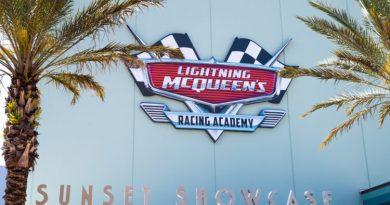 Lightning McQueen's Racing Academy at Disney's Hollywood Stu