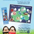 disney store magical egg hunt