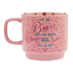 disney wisdom April collection Piglet coffee mug