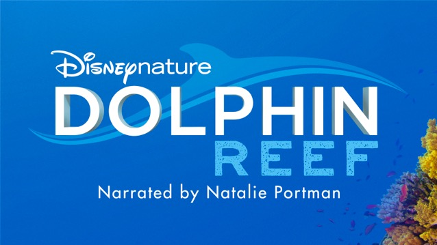 Disneynature Dolphin Reef