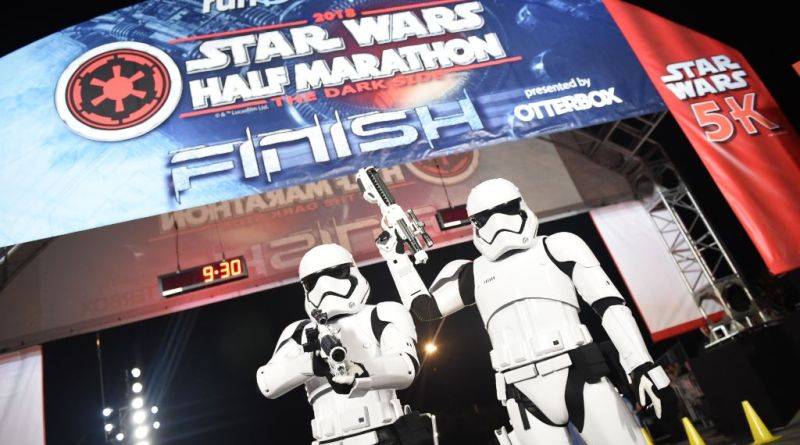 2018 Star Wars Half Marathon - The Dark Side