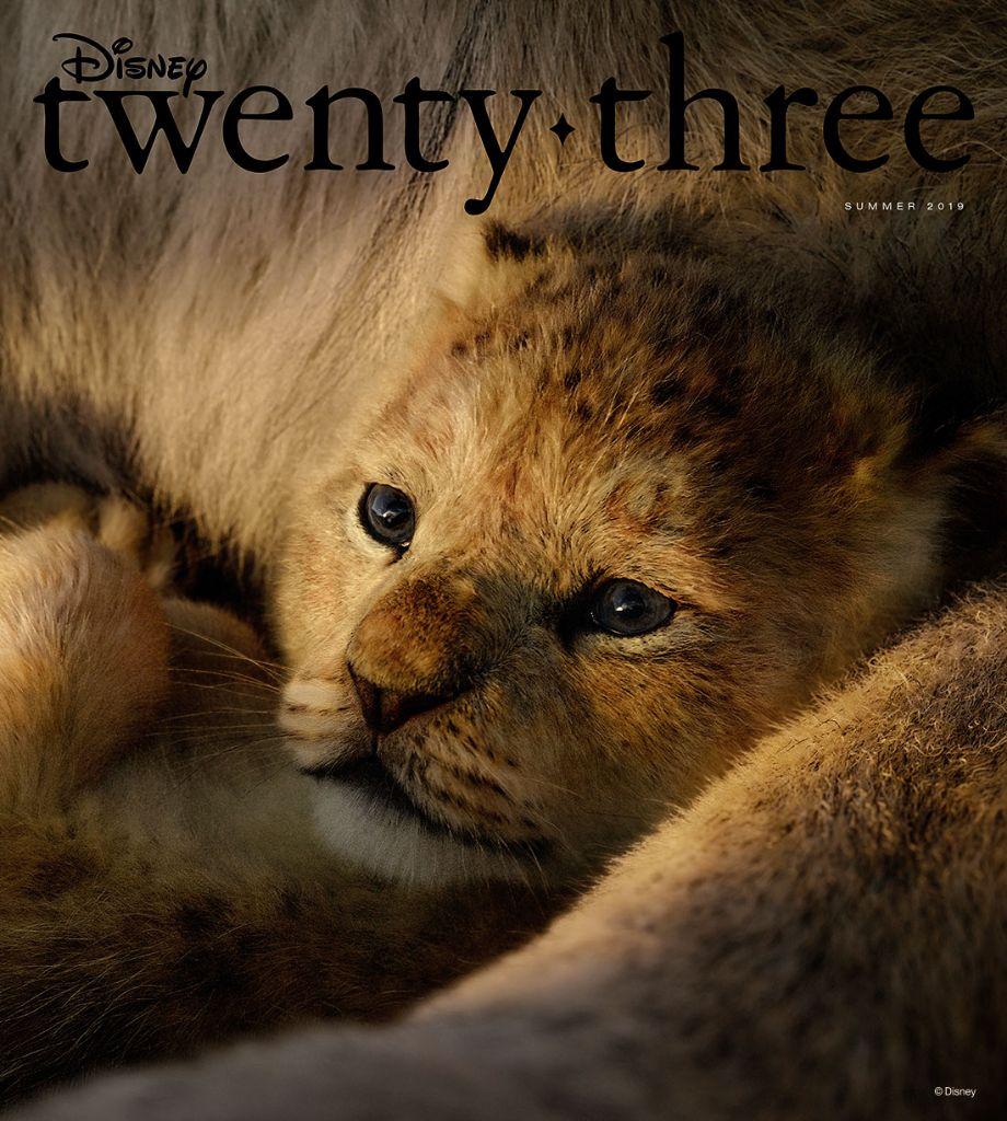 2019 Disney Twenty Three Summer Lion King