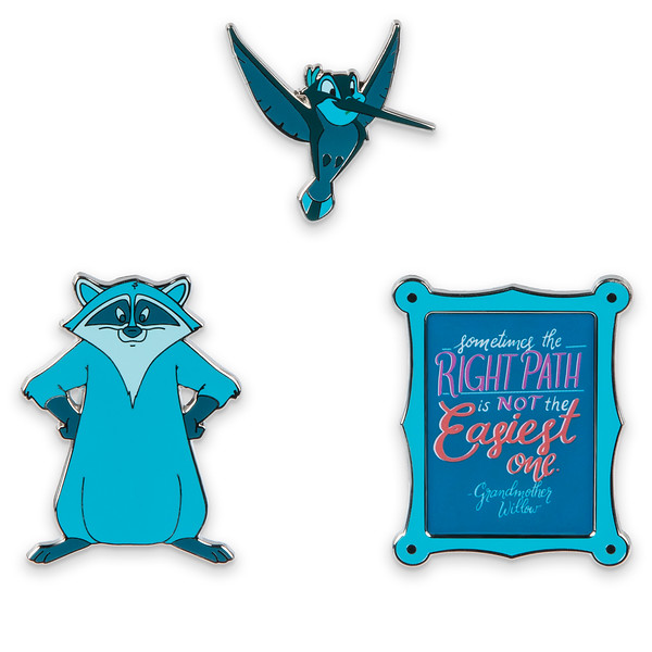 Disney Wisdom May Collection pin collection