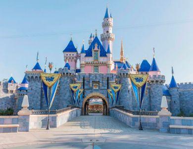 Sleeping Beauty Castle at Disneyland Park Reopens Following Stunning Refurbishment