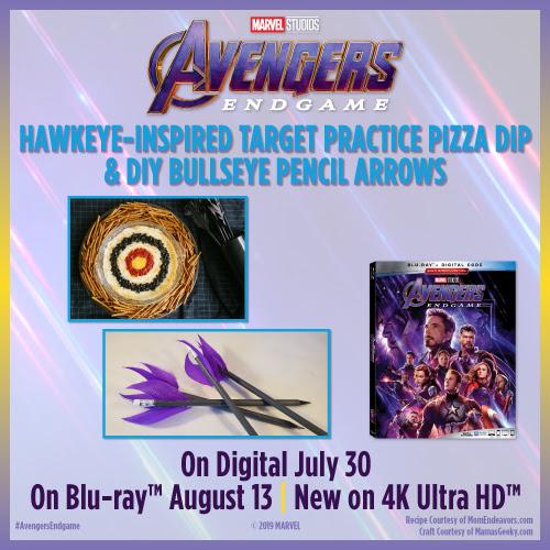 hawkeye craft avengers endgame