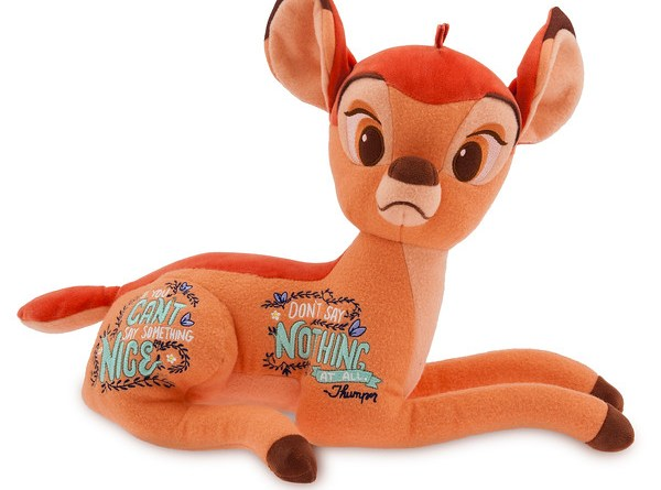Disney Wisdom Plush Bambi