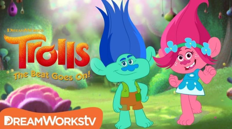 DreamWorks Animation Trolls: The Beat Goes On! Season 7 on