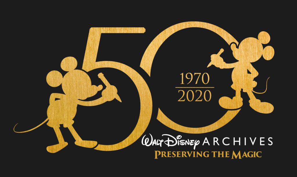 walt disney archives 50th