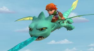Ice Hopping Dragons Rescue Riders