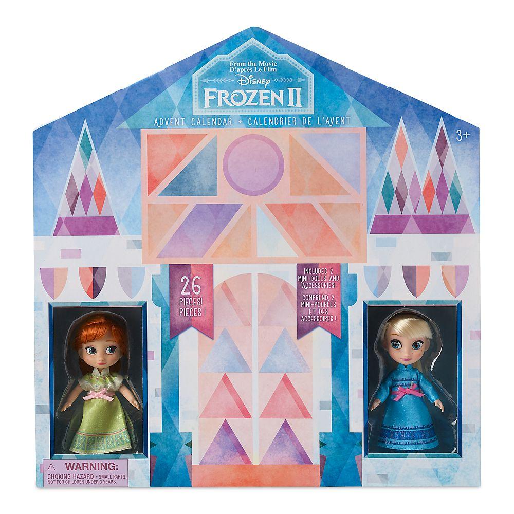 Frozen 2 Advent Calendar
