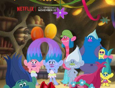 Trolls the beat goes on Netflix