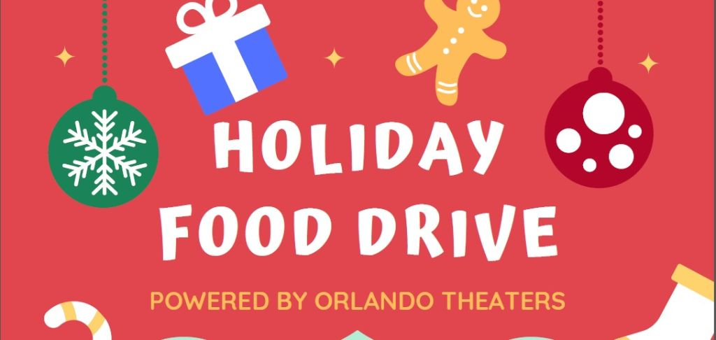 holiday food drive 2019