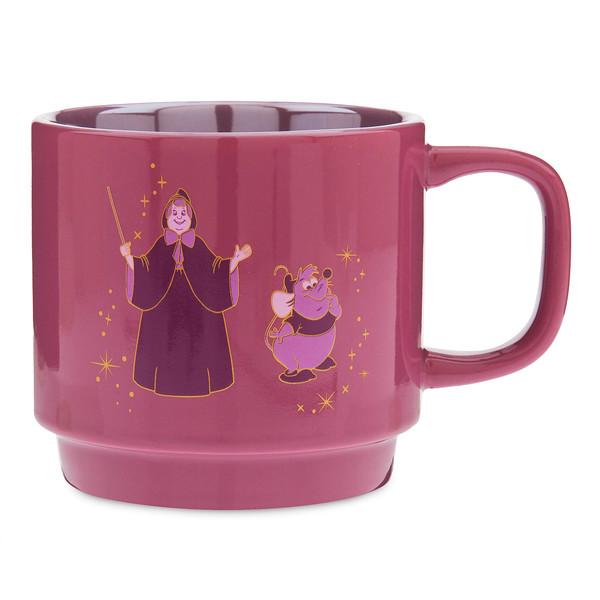Disney Wisdom Mug Fairy Godmother back