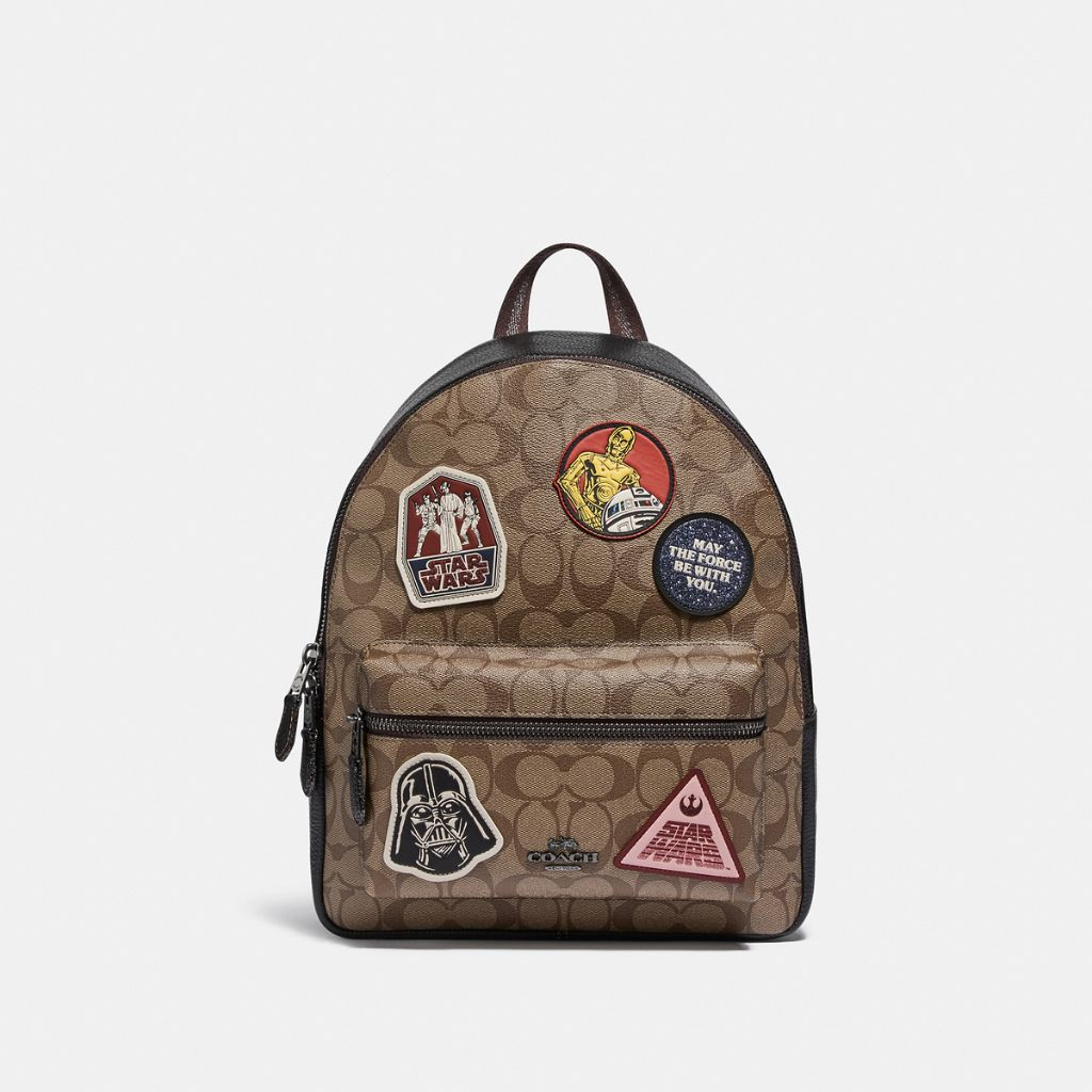 coach x star wars