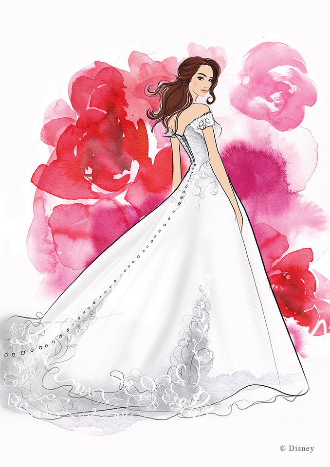 Allure Disney Fairy Tale Wedding Collection