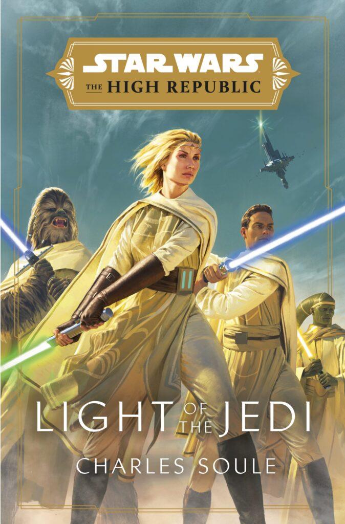 Light of the Jedi Star Wars: The High Republic