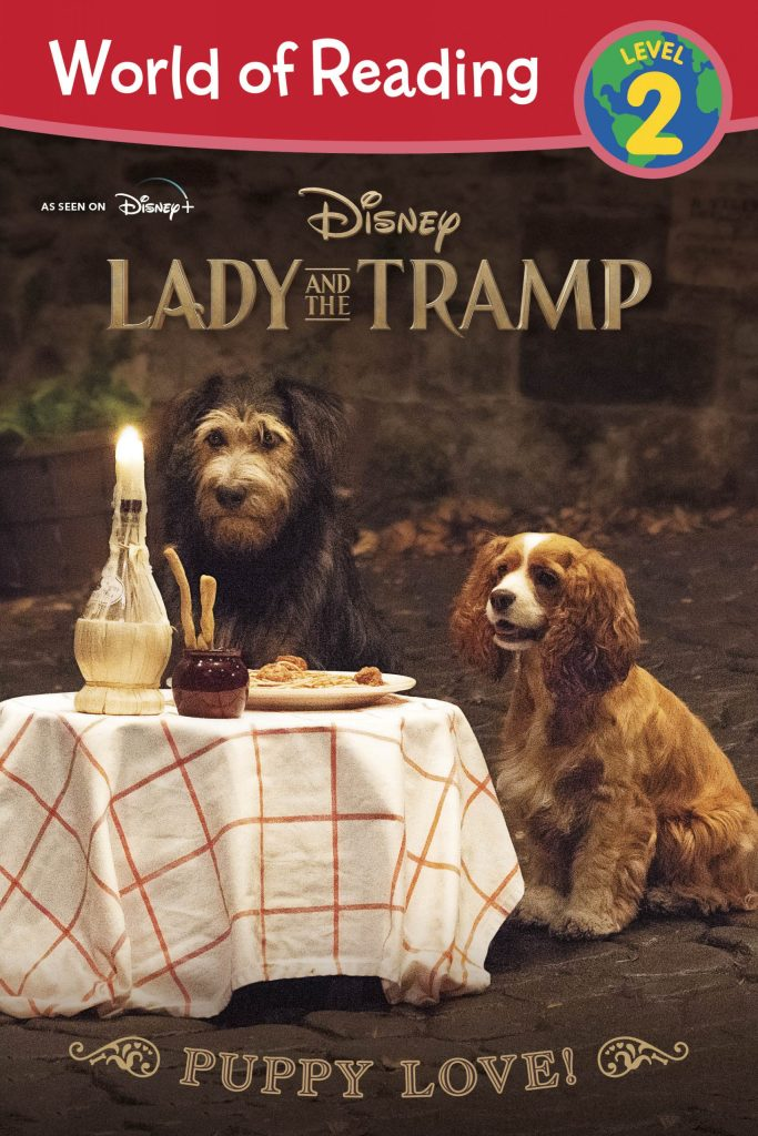 Lady and the Tramp Puppy Love