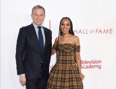 Disney Chairman and CEO Bob Iger Inducted Into Television Academy Hall of Fame