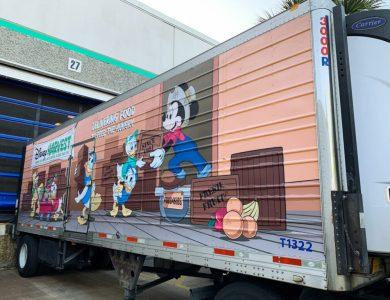 Walt Disney World Resort Donates to Second Harvest Food Bank