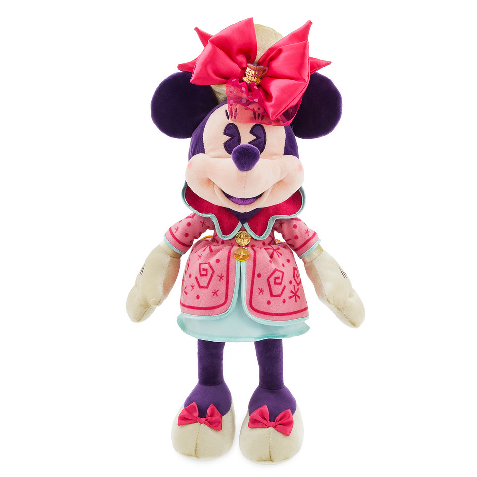 Minnie Mouse- The Main Attraction March Collection plush
