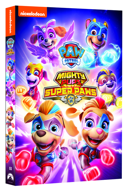 paw patrol mighty pups super pups