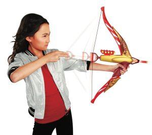 NERF Warrior Bow Mulan