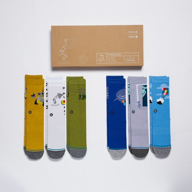 Stance Socks Pixar Collection