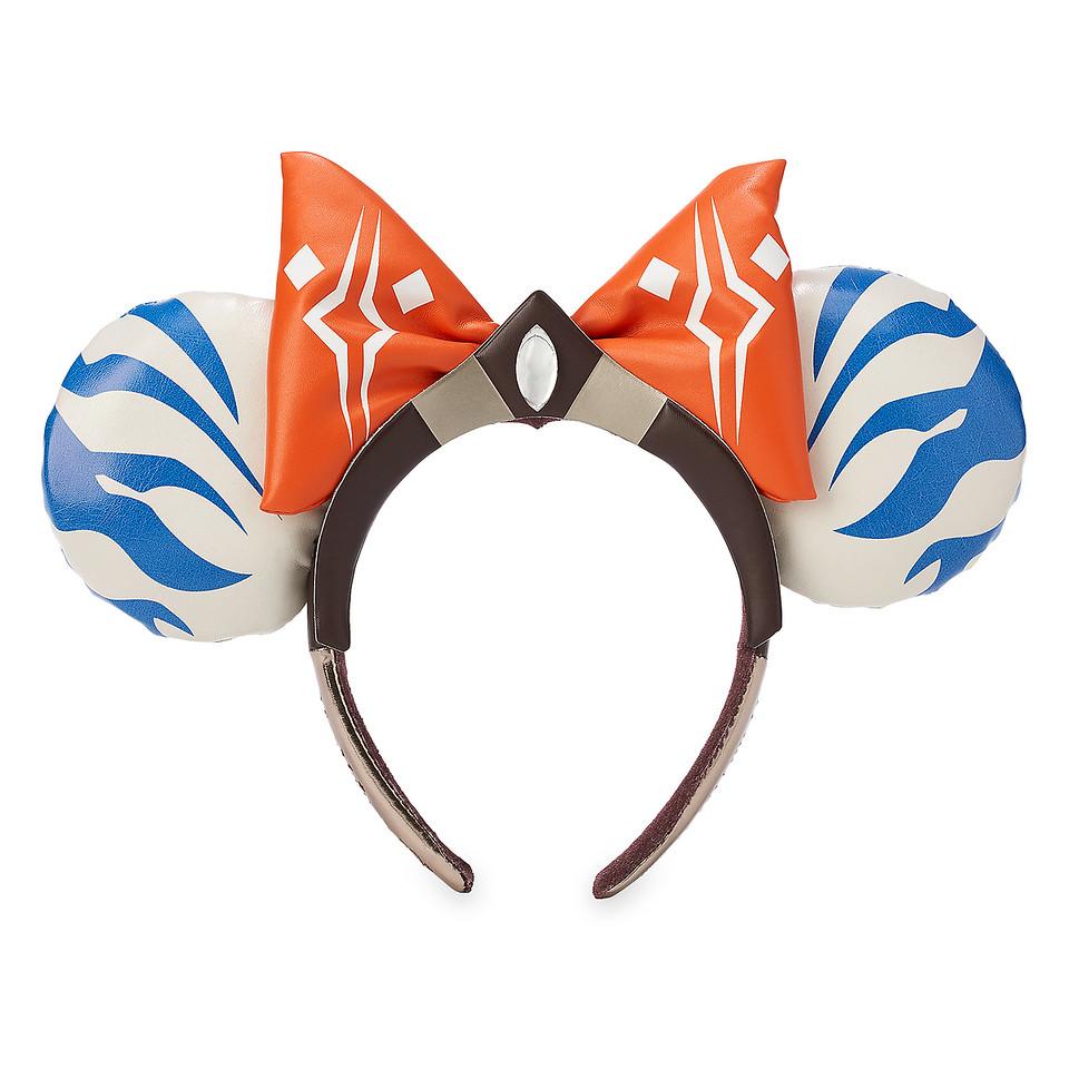 Ahsoka Tano Minnie Mouse Ear Headband by Ashley Eckstein for Her Universe