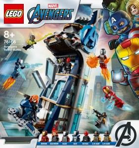 LEGO® Marvel Avengers- Avengers Tower Battle