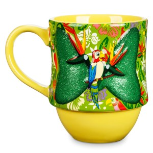 Minnie Mouse- The Main Attraction Enchanted Tiki Room Mug front