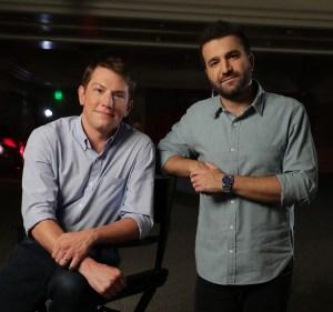 Seth Grahame-Smith and David Katzenberg Photo Credit Dan Steinberg[1]