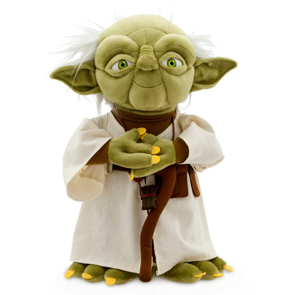 Yoda Plush - Star Wars- The Empire Strikes Back