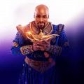 Michael James Scott as Genie