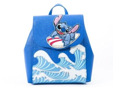Disney Lilo & Stitch Surfing Backpack