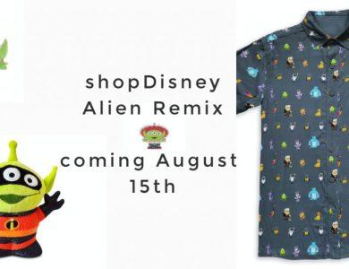 shopdisney alien remix collection