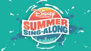 DISNEY CHANNEL SUMMER SING-ALONG - Logo. (Disney Channel)