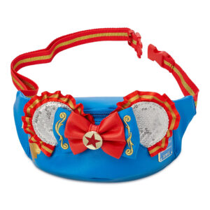 Minnie Mouse- The Main Attraction Hip Pack by Loungefly – Dumbo the Flying Elephant