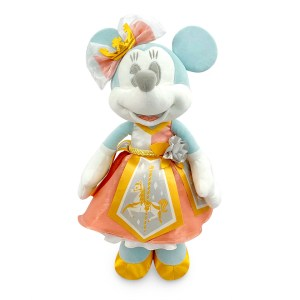 Minnie Mouse The Main Attraction Plush – King Arthur Carrousel