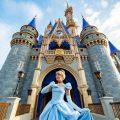 Cinderella Castle Receives Royal Makeover at Magic Kingdom Park Walt Disney World