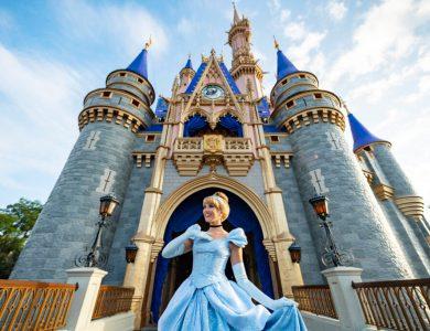 Cinderella Castle Receives Royal Makeover at Magic Kingdom Park