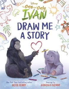 draw me a story; the one and only ivan-2