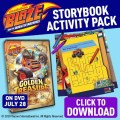storytime Blaze Monster Machines