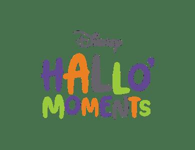 Disney Hallo'Moments