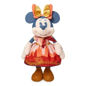 Minnie Mouse The Main Attraction Big Thunder Mountain Railroad plush