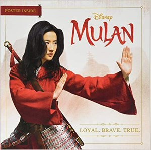 Mulan- Loyal Brave True