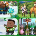 Dreamworks holiday specials