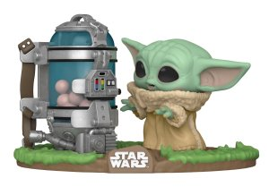 Pop! Child with Egg Canister by Funko