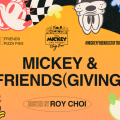 Celebrate Friendsgiving with Mickey and Friends