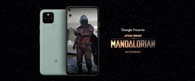 mandalorian google